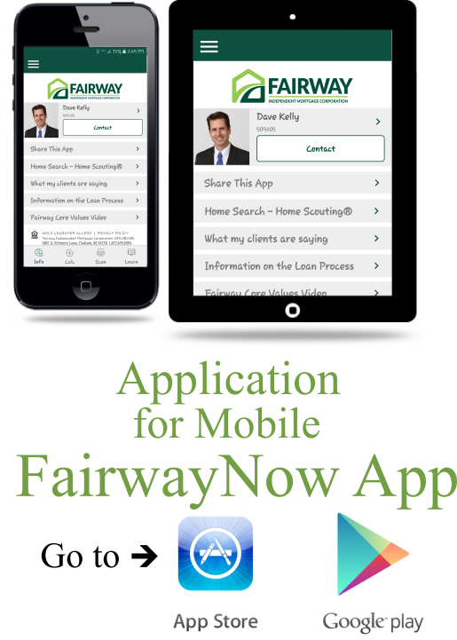 Mortgage application - Mobile1