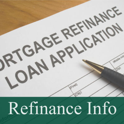 Home refinancing information