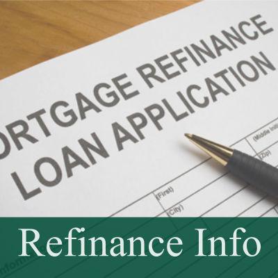 Home refinancing information